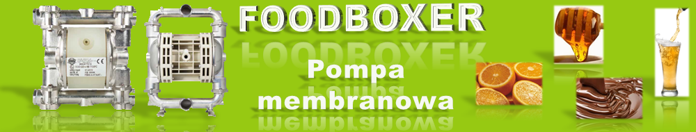 Pompa membranowa, Debem Foodboxer, Luthmar